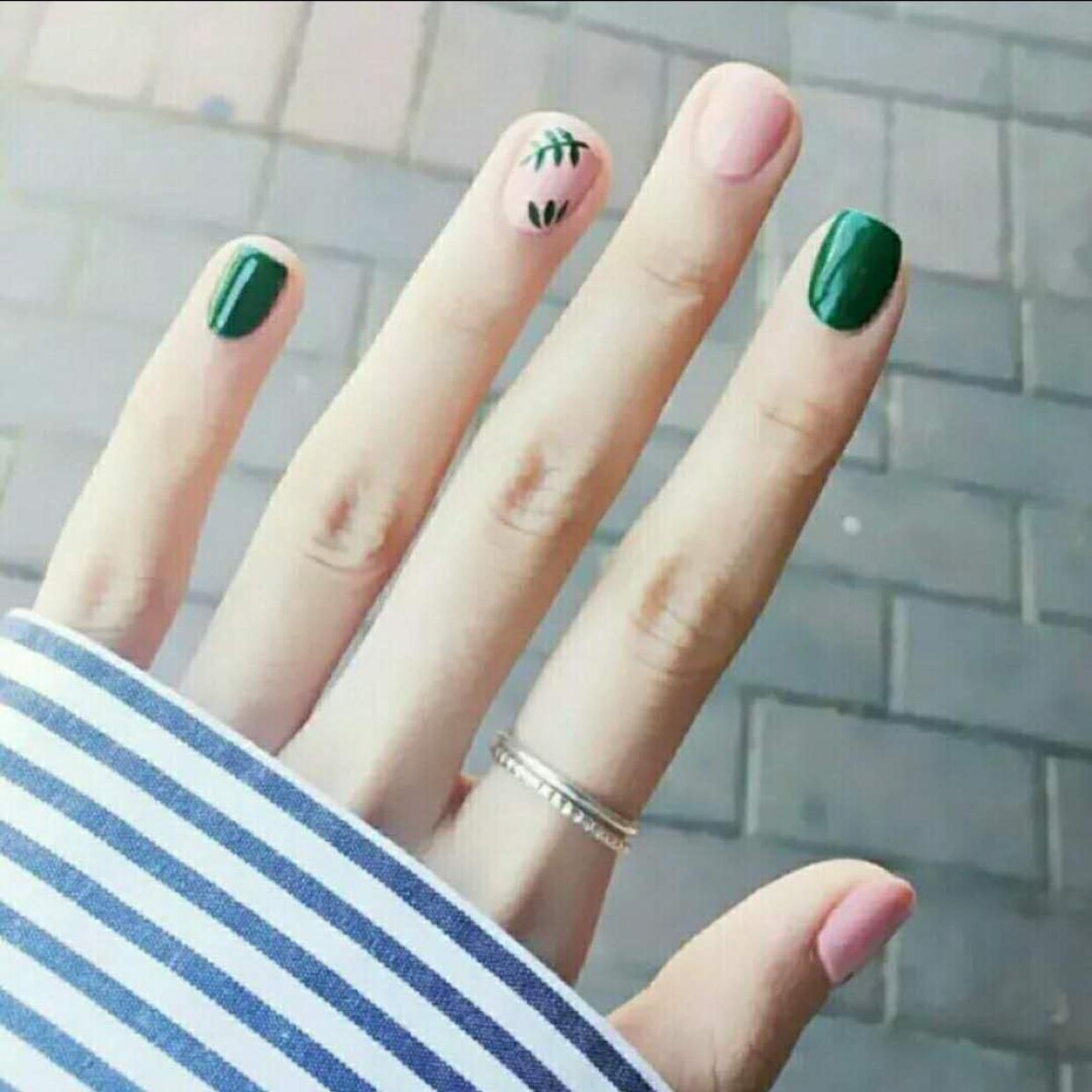 - 夏天 绿色