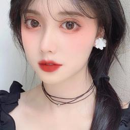 - 韩系日系昕薇元气甜美可爱少女妆