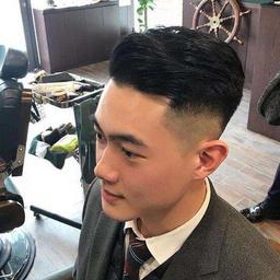 - 单人男士剪发
