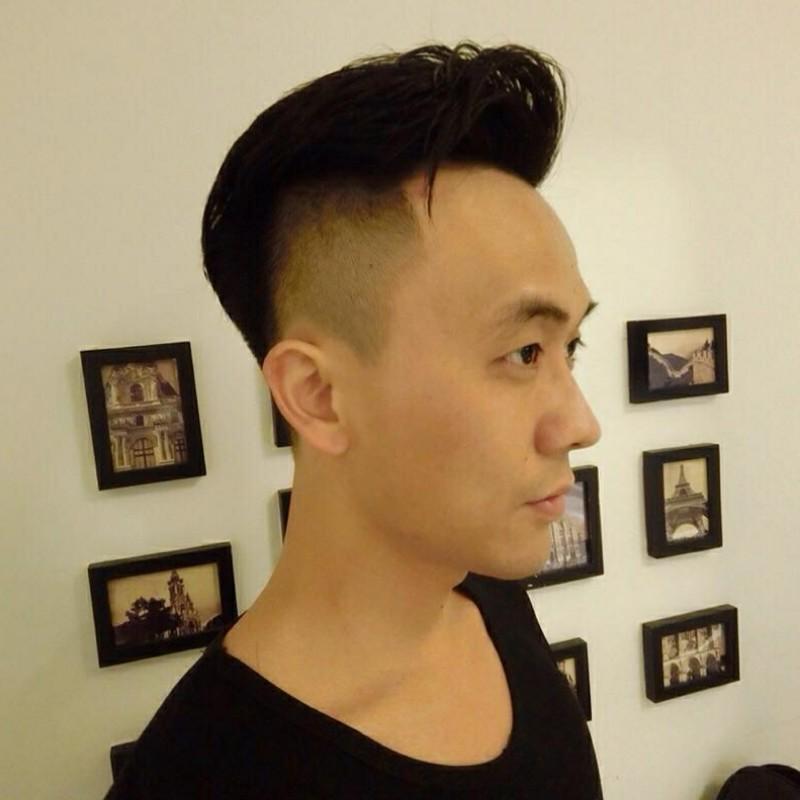 - 男士发型设计