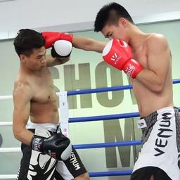 - 搏击格斗课程